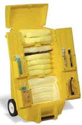 25-gallon Spilltech Kaddie spill kit