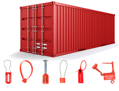 11 places security seals are essential in Dangerous Goods