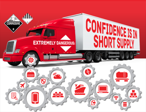 Infographic | Extremely Dangerous: Confidence is in Short Supply