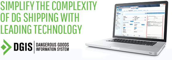 Simplify the Complexity of DG Shipping with Leading Technology — DGIS