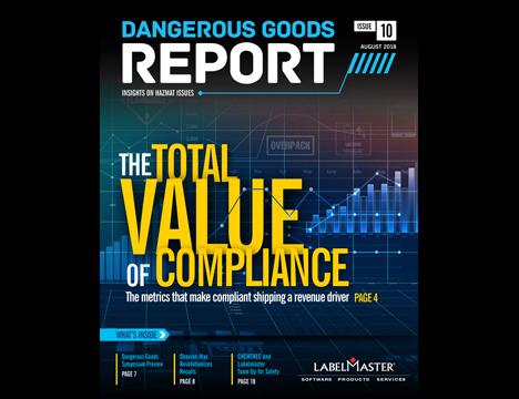 Dangerous Goods Report | Vol. 10