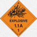 Partner to Avoid: Explosives
