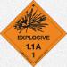 Partner to Avoid: Explosives