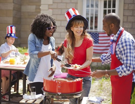 A few everyday hazmat items you might find at your local July 4th celebration
