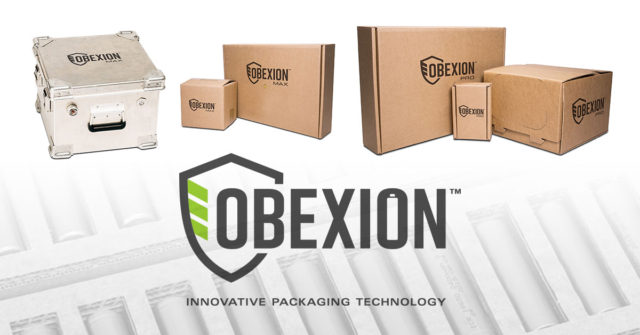 Obexion Pro and Obexion Max Lithium Battery Packaging