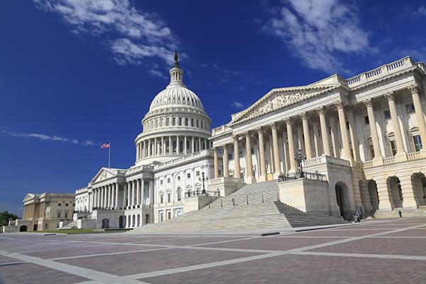 US Capitol Building, Washington DC, USA
